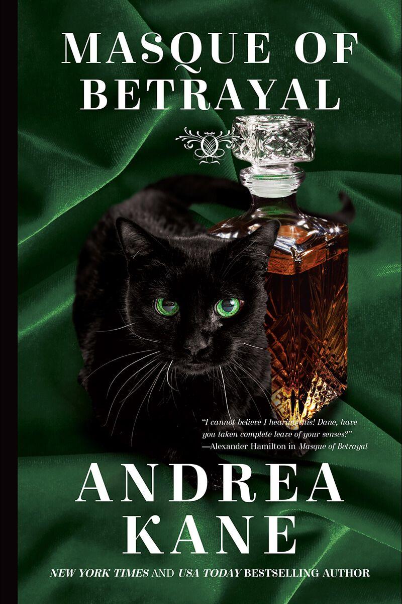 Masque of Betrayal   Andrea Kane