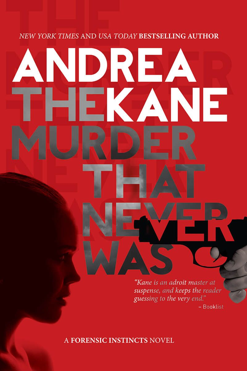 Andrea Kane - The Murder That Never Was
